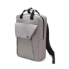 Dicota Backpack Edge 15.6 backpack for notebook and clothes; light grey