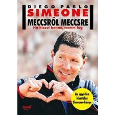Diego Pablo Simeone Meccsről meccsre sport