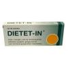Dietet-In Dietet-in tabletta 40 db
