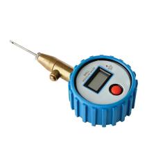 Digitális labda levegőnyomás mérő kompresszor tartozék