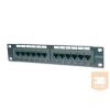 Digitus 10'' CAT5e 12-portos UTP patch panel