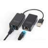 Digitus Extender USB 2.0 SuperSpeed Cat.5e/6 UTP, up to 50m