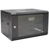 "Digitus fali szekrény 19"" 6U 600x450 RAL9004"