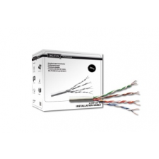 Digitus Twisted Pair Installation Cable UTP  CAT 6  LSOH Color grey 305M kábel és adapter