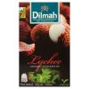 Dilmah filteres ceylon fekete tea lychee ízesítéssel 20 filter 30 g