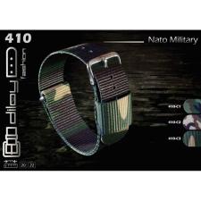 Diloy Nato óraszíj, terepmintás C2 óraszíj