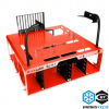 DimasTech Benchtable EasyXL Spicy Red  (BT137)