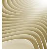 Dimex BEIGE RIPPLE fotótapéta, poszter, vlies alapanyag, 225x250 cm
