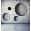 Dimex GEOMETRIC BACKGROUND fotótapéta, poszter, vlies alapanyag, 225x250 cm