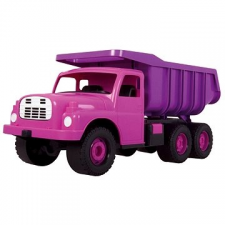 Dino Tatra 148 pink autópálya és játékautó