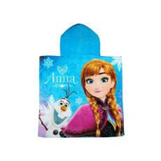 Disney Frozen frottír fürdőponcsó