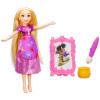 Disney hercegnők: Aranyhaj baba festő felszereléssel