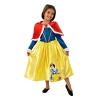 Disney hercegnők: Hófehérke téli jelmez - S méret