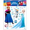 Disney hercegnők: Jégvarázs falmatrica