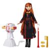 Disney Jégvarázs II Anna baba hajformázó készlettel Hasbro