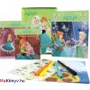 Disney Jégvarázs - Party láz Fémdoboz - foglalkozató, színező, mesekönyv