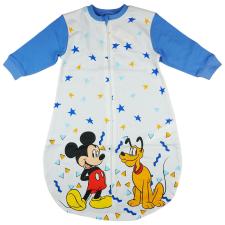 Disney Mickey és Plútó, hosszú ujjú vékony pamut hálózsák 1,5 TOG gyerek hálóing, pizsama