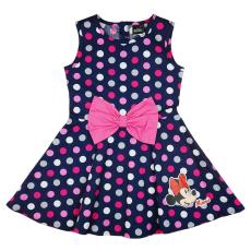 Disney Minnie pöttyös, masnis lányka ruha