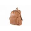 Diva's Bag, Made in Italy Diva's Bag ZENO S7070CO Maxi, valódi bőr női/férfi hátizsák konyak színben