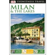 DK Eyewitness Travel Guide Milan and the Lakes – DK idegen nyelvű könyv