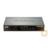 DLINK D-Link 8-port 10/100 Desktop Switch, 4 PoE Ports