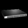 DLINK D-Link Switch 48x1000Mbps+4x1000/SFP Smart Poe ((PoE: 370 watt/48 port/802.3at)