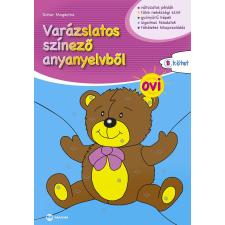 Dohar Magdolna DOHAR MAGDOLNA - VARÁZSLATOS SZÍNEZÕ ANYANYELVBÕL - OVI,  B KÖTET gyermek- és ifjúsági könyv