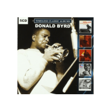 DOL Donald Byrd - Timeless Classic Albums (Cd) jazz