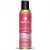 Dona DONA Scented Blushing Berry - illatos masszázsolaj (110ml)