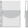 DONAU A4 170 mikron 27 mm víztiszta lefűzhető katalógustartó genotherm