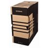 DONAU Archiváló doboz, A4, 155 mm, karton, DONAU, natúr (D76633N)