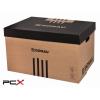 DONAU Archiváló konténer, levehetõ tetõ, 522x351x305 mm, karton, DONAU