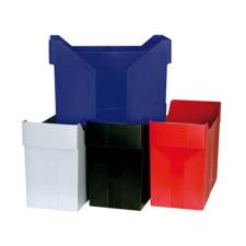 DONAU Függőmappa tároló, műanyag, DONAU, szürke mappa