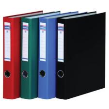 DONAU Gyűrűs könyv, 2 gyűrű, D alakú, 45 mm, A4, PP/karton, , fekete gyűrűskönyv
