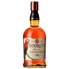 Doorlys 5 éves Rum (40% 0,7L) rum