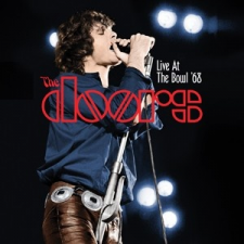 DOORS - Live At The Bowl '68 CD egyéb zene