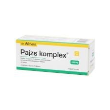 Dr. Aliment Dr. Aliment Pajzs komplex tabletta 40 db gyógyhatású készítmény