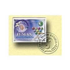 Dr.chen B-Max Multivitamin+Ginseng Tabletta(40db) vitamin