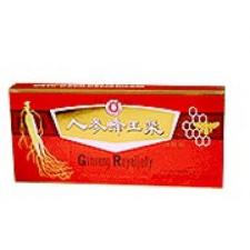 Dr Chen Ginseng Royal Jelly ampulla vitamin és táplálékkiegészítő