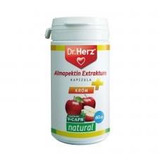 Dr Herz Dr.Herz Almapektin Extraktum 400mg Vegetáriánus kapszula 60 db vitamin