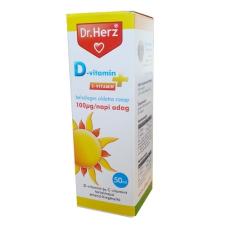 Dr. Herz DR Herz D-vitamin csepp 50ml reform élelmiszer