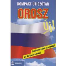 dr. Kugler Katalin KOMPAKT ÚTISZÓTÁR /OROSZ - LEGFONTOSABB SZAVAKKAL ÉS KIFEJEZÉSEKKEL nyelvkönyv, szótár