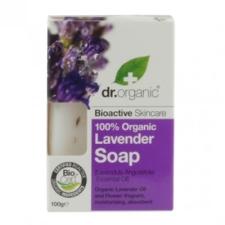 Dr.Organic bio levendula szappan tisztító- és takarítószer, higiénia