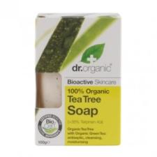 Dr.Organic bio teafa szappan tisztító- és takarítószer, higiénia