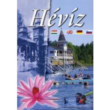 Dr. Szarka Lajos Hévíz idegen nyelvű könyv
