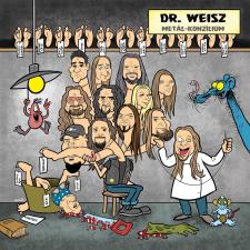 Dr. Weisz Metal konzílium CD egyéb zene