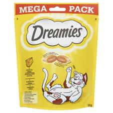 Dreamies Jutalomfalat Mega Sajt 180g jutalomfalat macskáknak