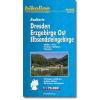 Dresden, Erzgebirge Ost, Elbsandsteingebirge kerékpártérkép - (RK-SAX02)