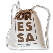 Dressa Dressa organikus pamut tornazsák - natural tornazsák