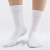 Dressa pamut gumi nélküli orvos zokni - fehér - 35-38 - 3 pár